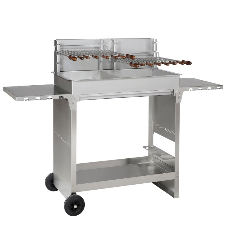 Chariot master 800 pour Barbecue COLLET