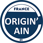 Label Origin'Ain