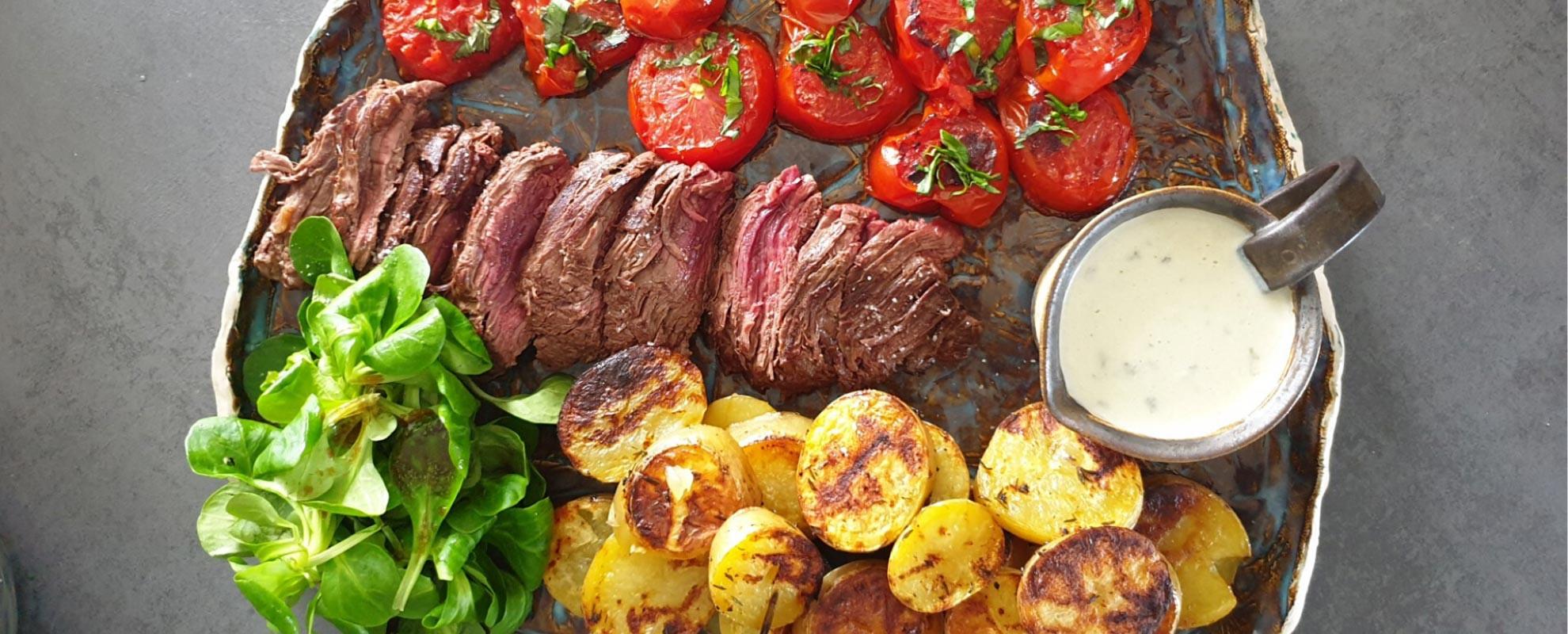 Les délicieuses recettes réalisées avec les barbecues et planchas Collet Cuisson